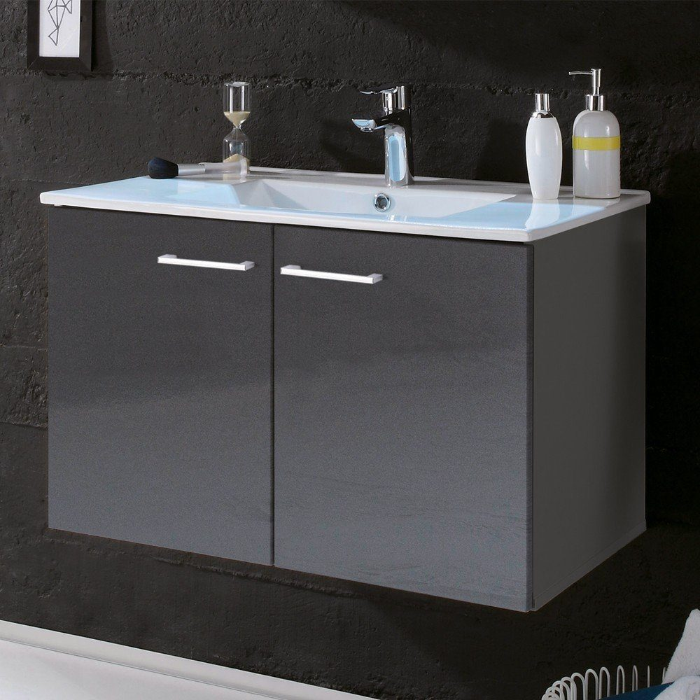 HTI Living Einbauwaschbecken »Waschtisch mit Becken Splash ...