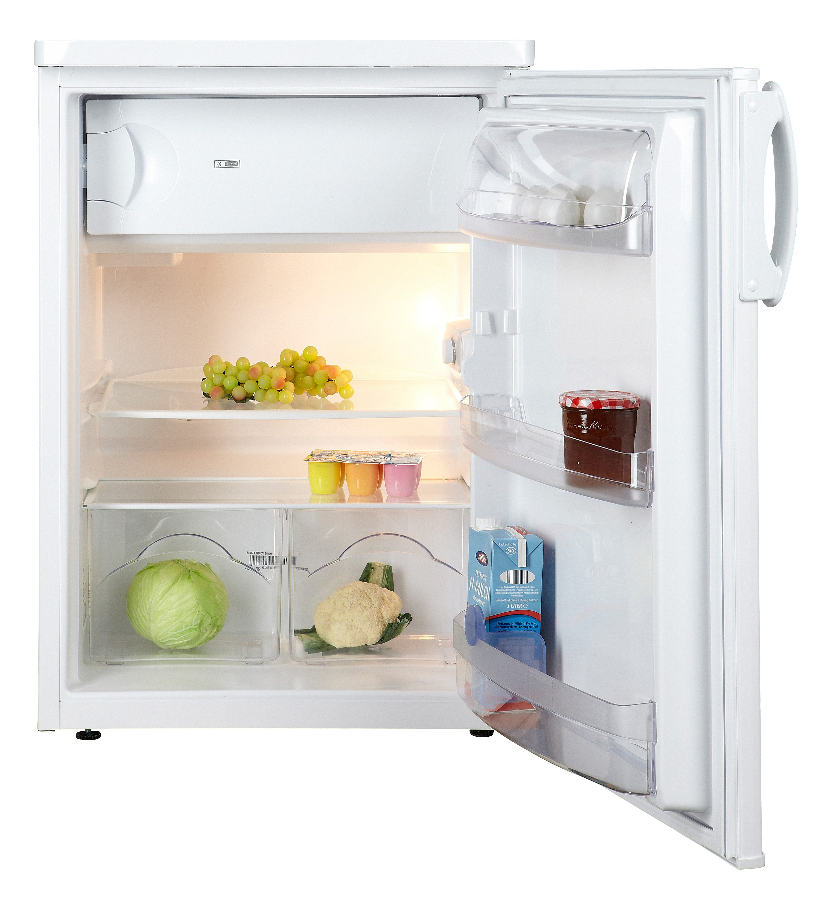 Privileg Kühlschrank »Prf 130 W A++«, A++, 85 Cm | Otto