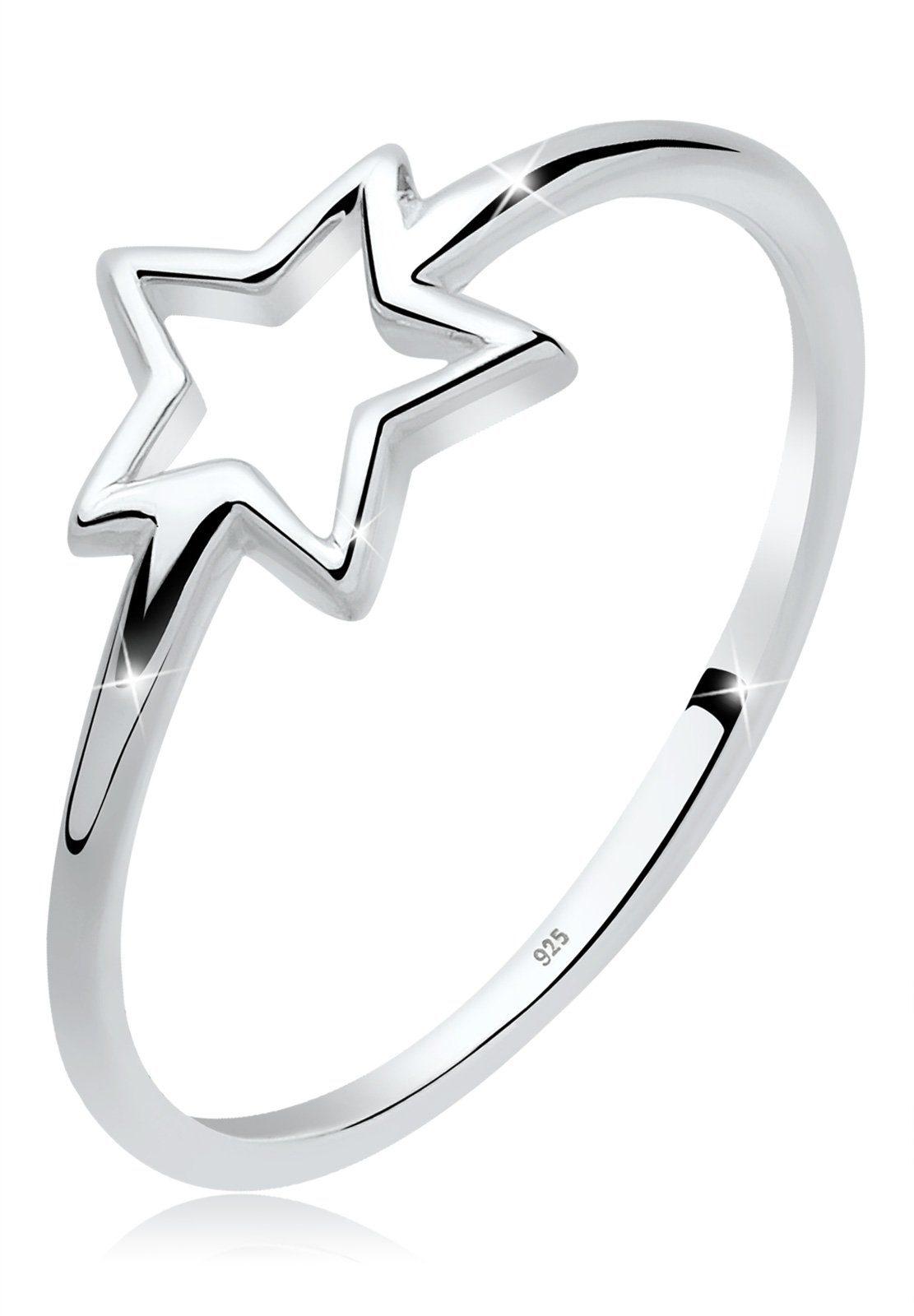 Elli Ring Stern Symbol Astro 925 Silber kaufen OTTO