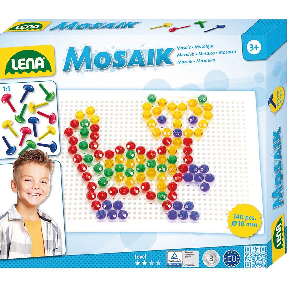 Lena® Malvorlage »Design Studio Mosaik Transparent 141