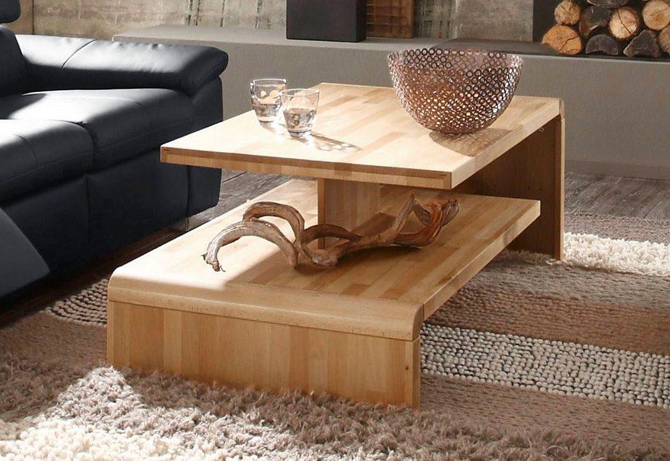 Home affaire Couchtisch 18 cm starke Tischplatte online kaufen  OTTO
