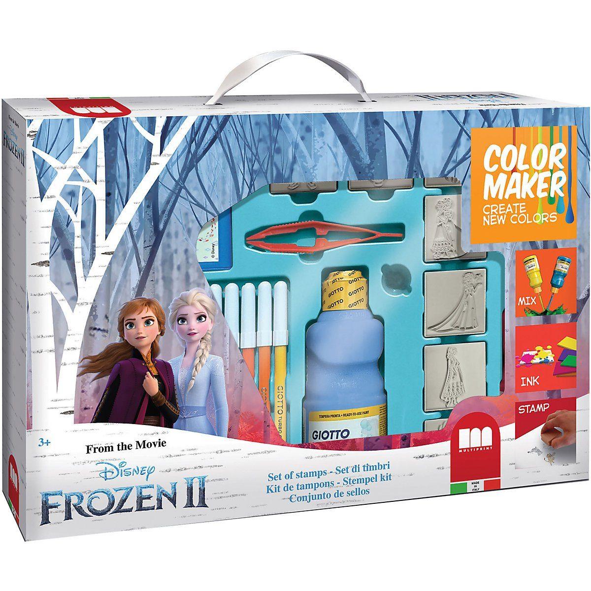 Frozen Malvorlage