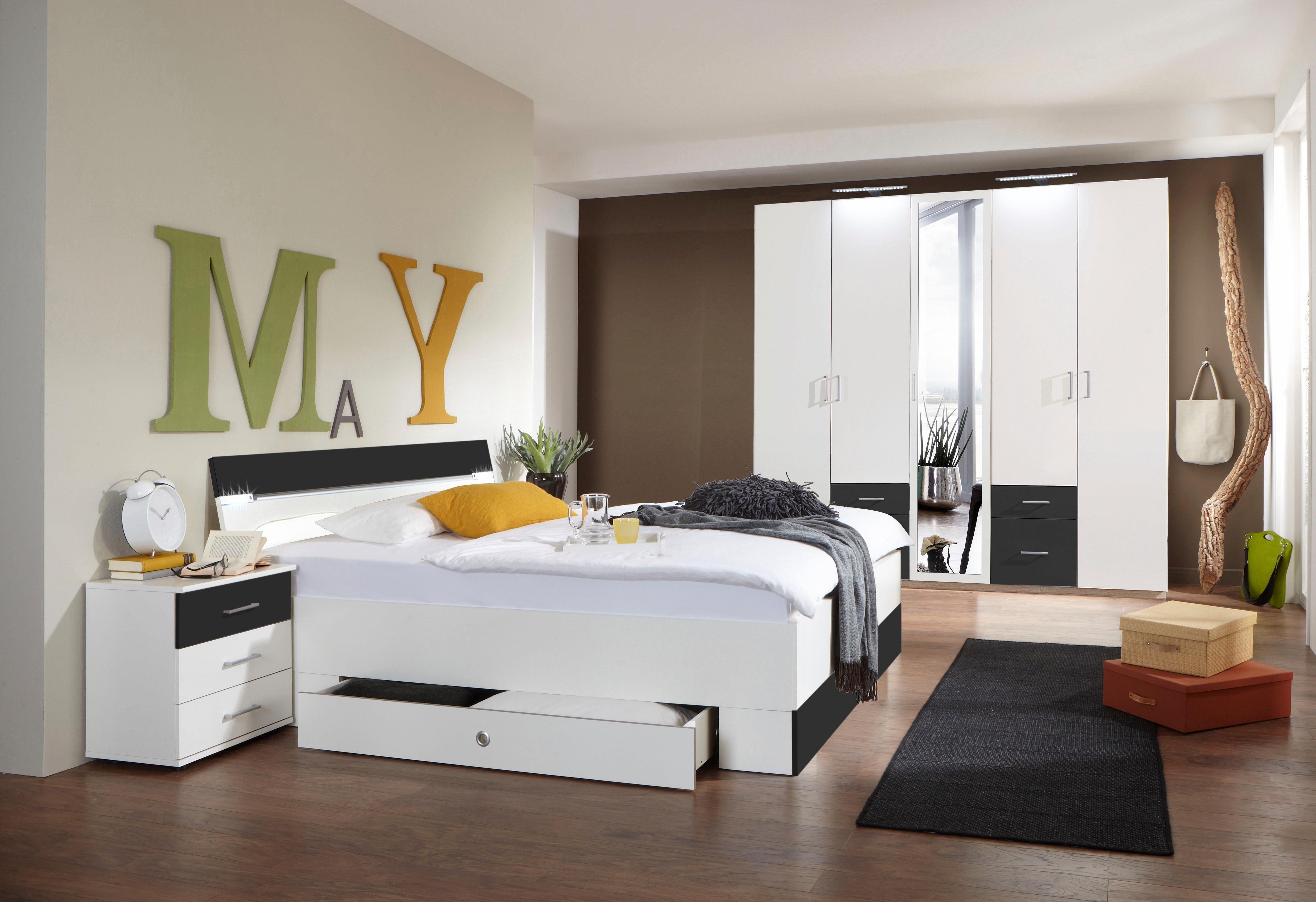 Slaapkamer 4delige voordeelset bestellen bij  OTTO