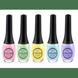 Отзыв о Гель лак для ногтей Vivienne Sabo Nail Atelier