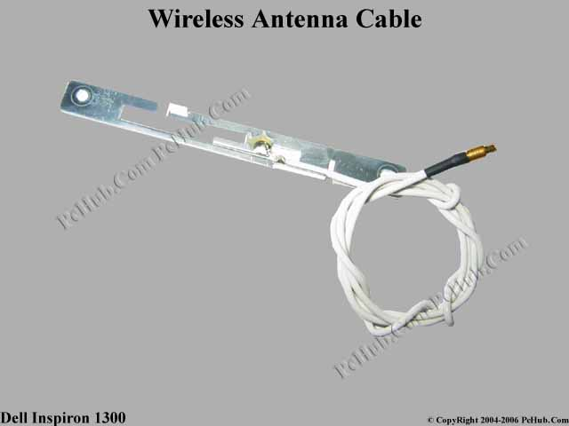 Dell Inspiron 1300 Wireless Antenna Cable 25.90235.001