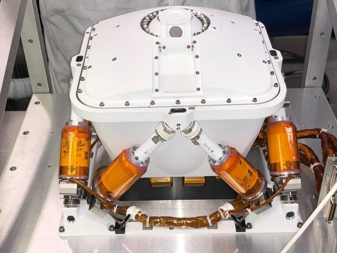 Planetary Instrument for X-ray Lithochemistry (PIXL)