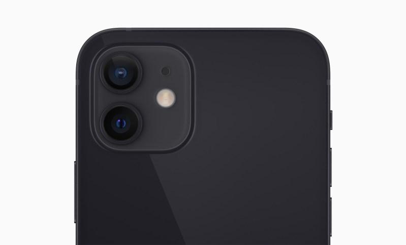 iPhone 12 camera module