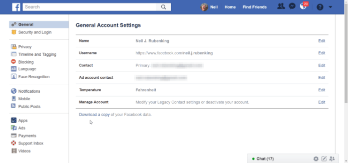 How To Download Your Facebook Data And 6 Surprising Things I Found Pcmag