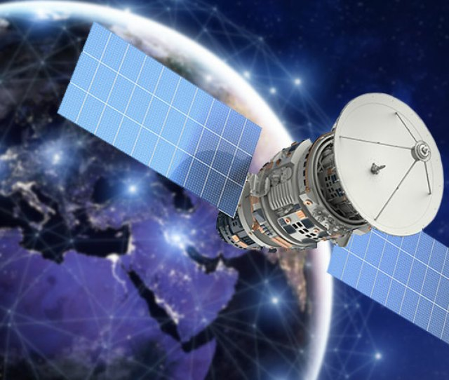 Why Satellite Internet Is The New Space Race Pcmag