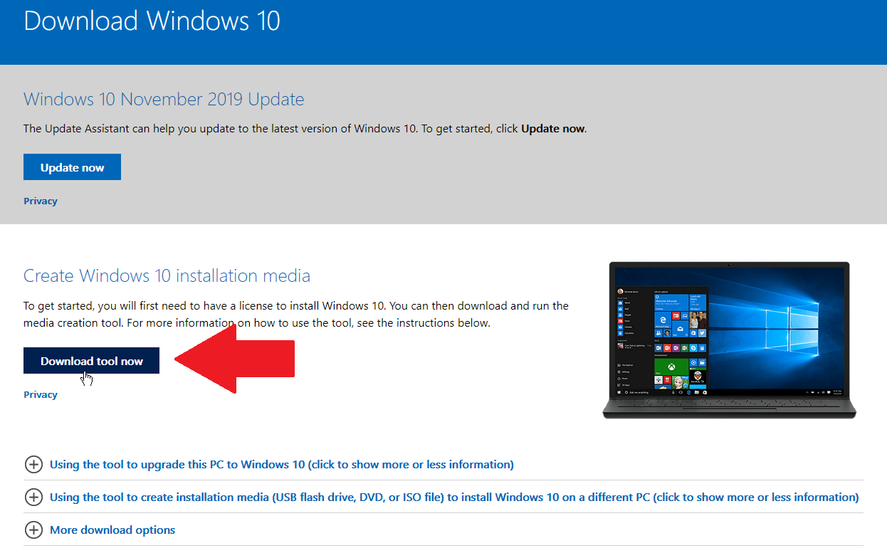 How to Run Windows 10 From a USB Drive | PCMag