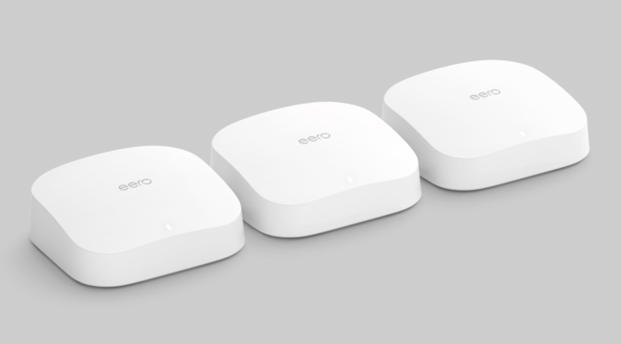 Amazon's Eero Mesh Routers Get a Wi-Fi 6 Upgrade | PCMag
