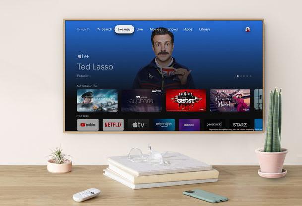 Apple TV+ on Google TV
