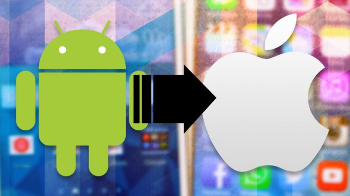 How To Switch From An Android Phone To Iphone Pcmag
