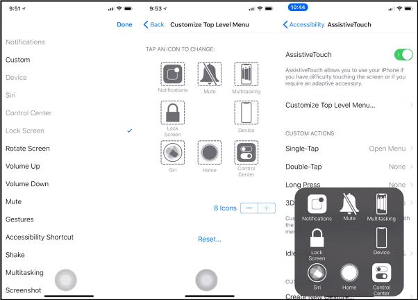 Personalizar iconos en blanco