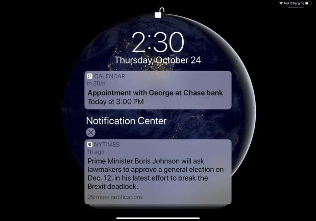 ver notificaciones
