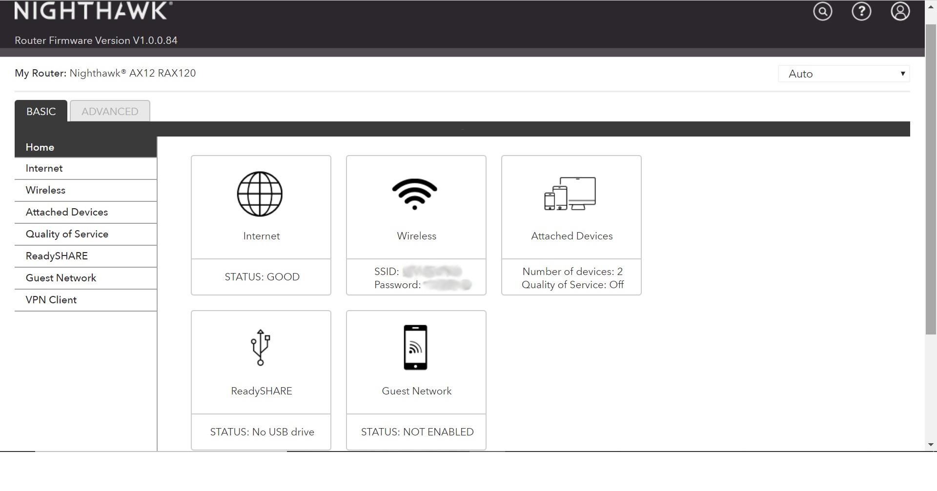 Netgear Nighthawk AX12 12-Stream Wi-Fi 6 Router (RAX120