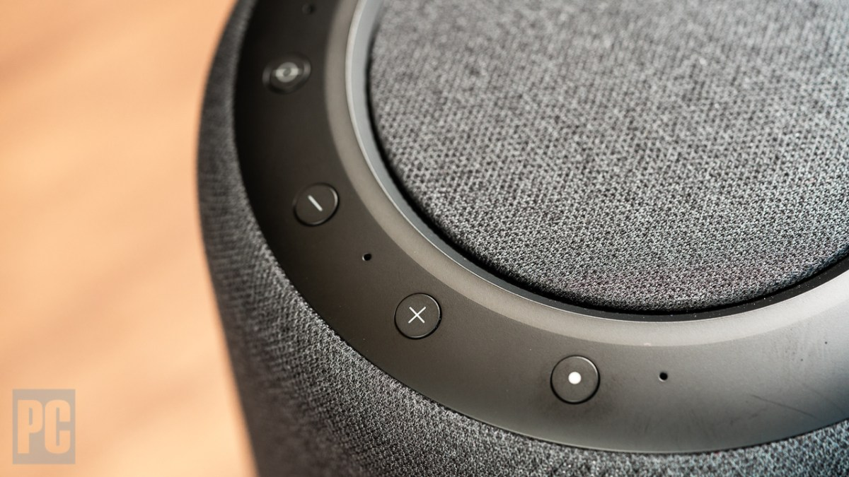 Amazon Echo Studio buttons