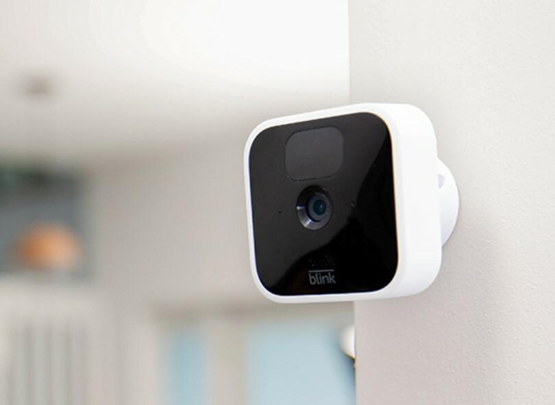 Blink Внутренняя камера, закрепленная на стене