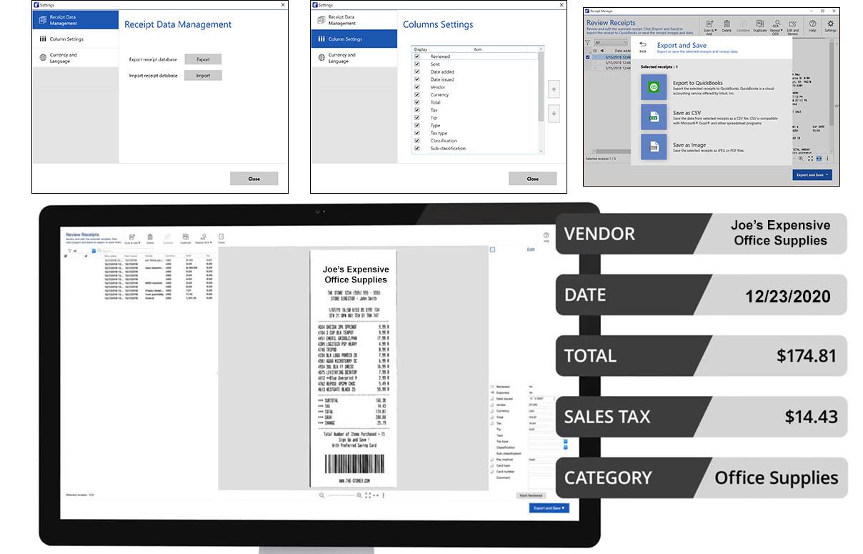 Программное обеспечение Epson ScanSmart