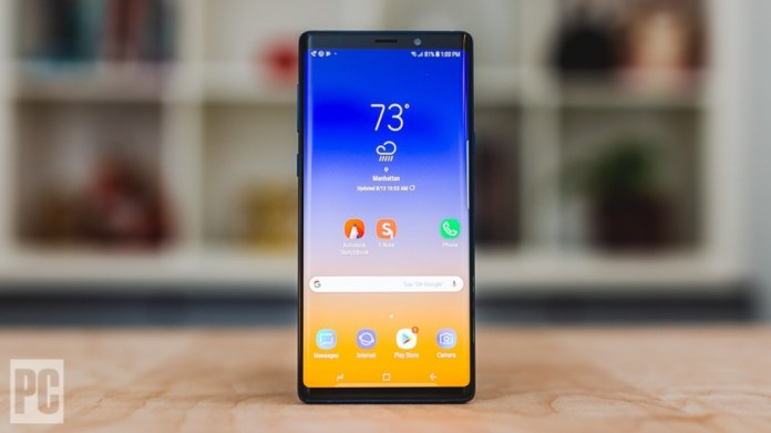 Samsung Galaxy Note 9 Review Pcmag