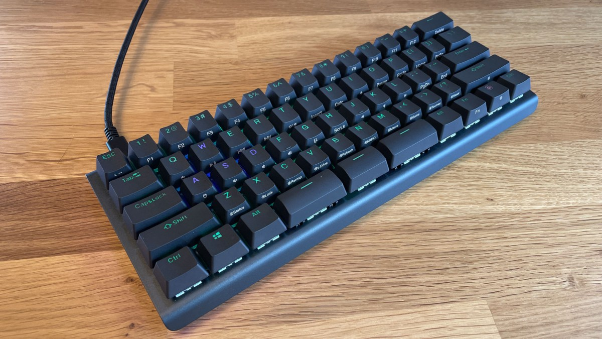 Kinesis TKO Gaming Keyboard
