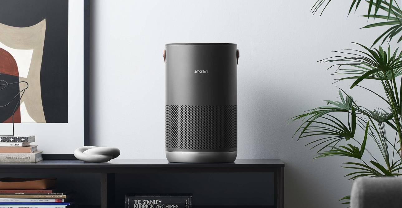 Smartmi Air Purifier P1 в черном цвете