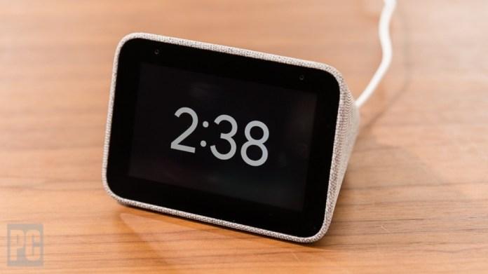 Lenovo Smart Clock Review Pcmag