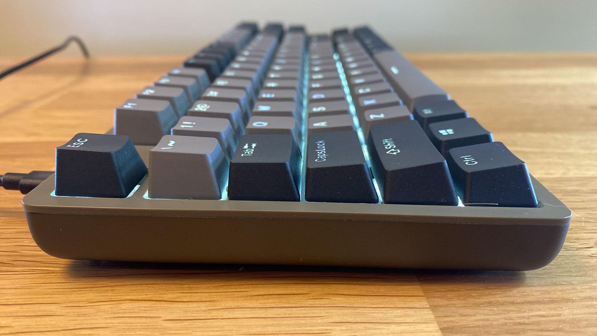 Drop ENTR Mechanical Keyboard - Review 2020 - PCMag Australia