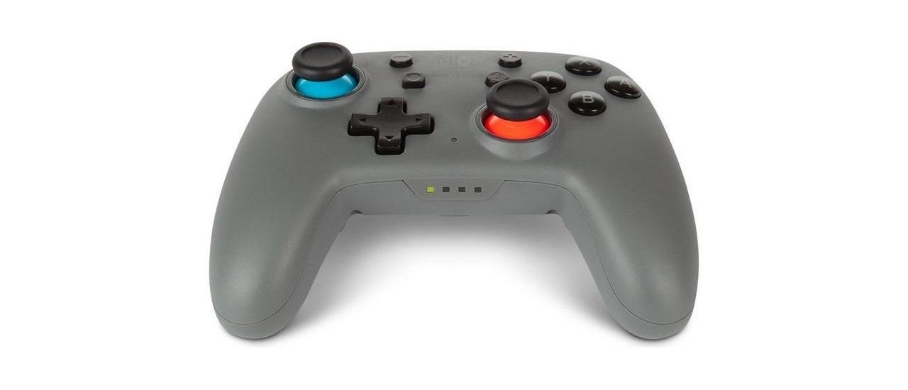 Улучшенный беспроводной контроллер PowerA Nano для Nintendo Switch