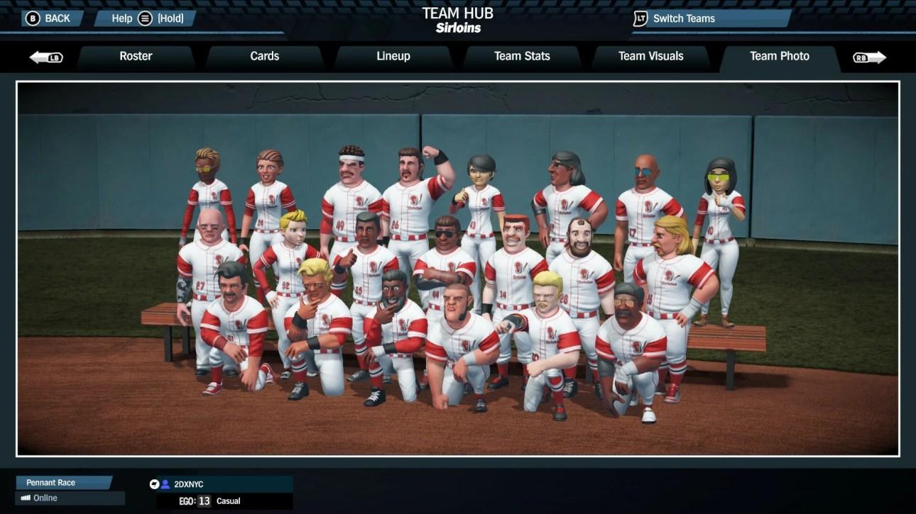 Фото команды Super Mega Baseball 3