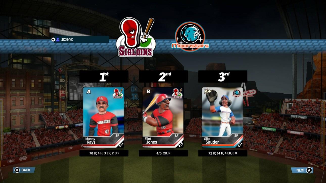 Лучшие игроки Super Mega Baseball 3