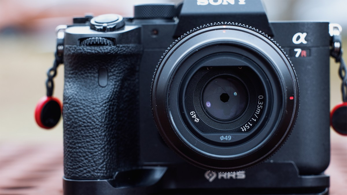 Sony FE 50mm F2.5 G