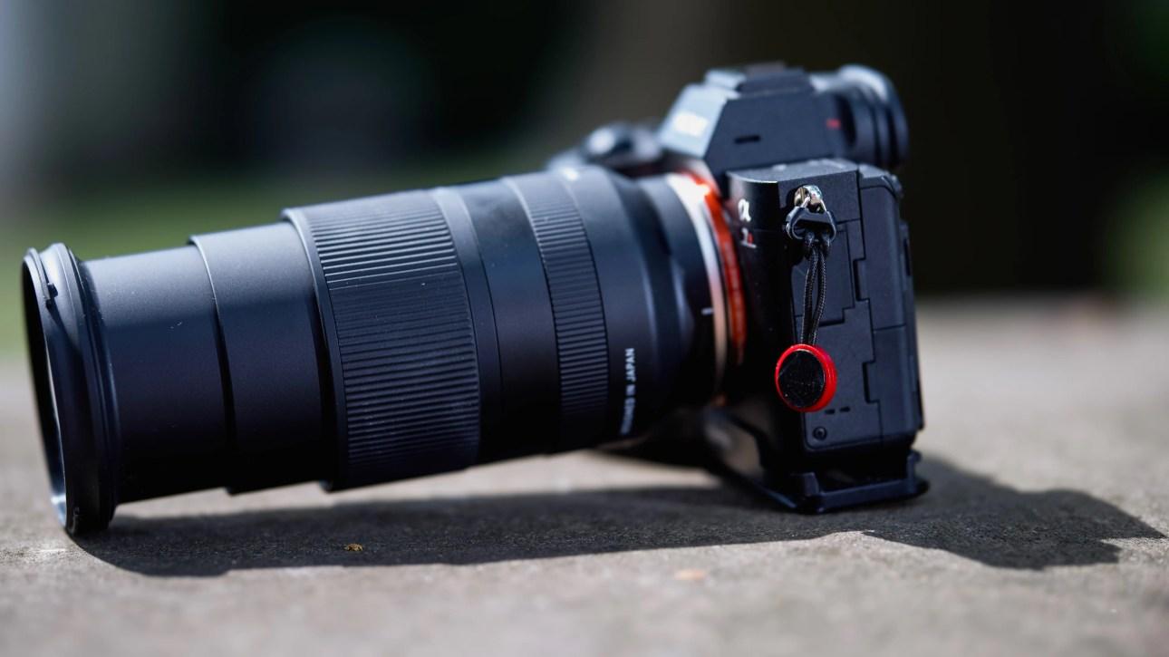 Tamron 28-200mm f / 2.8-5.6 Di III RXD на Sony a7R IV