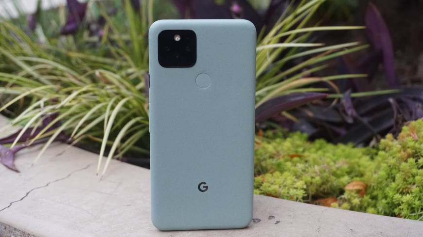 Google Pixel 5 Review   PCMag
