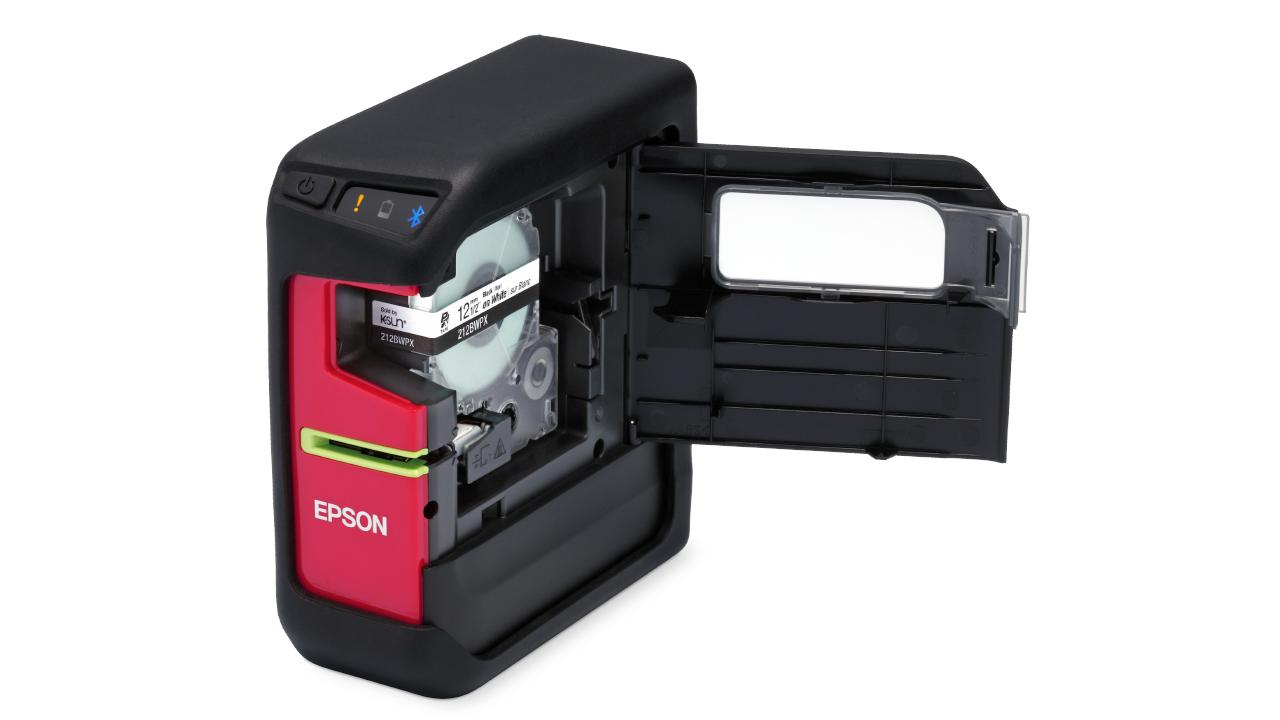 Крышка отсека для картриджей Epson LW-PX400