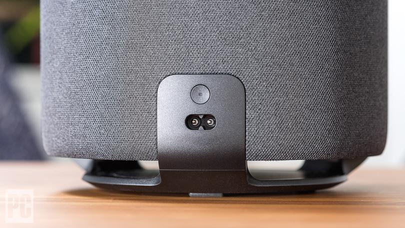 Amazon Echo Sub back ports