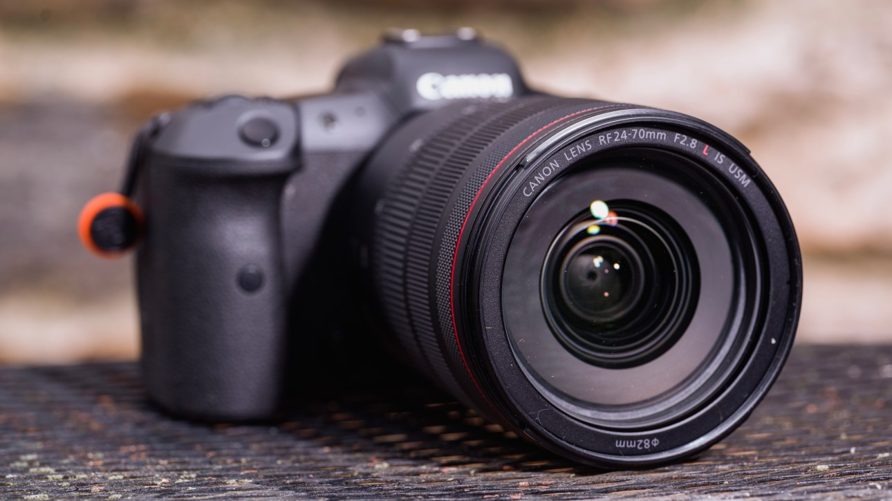 Canon RF 24-70 мм F2.8 L IS USM