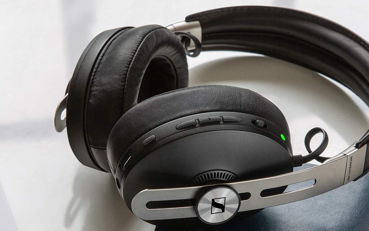 Беспроводные наушники Sennheiser Momentum 3 Wireless