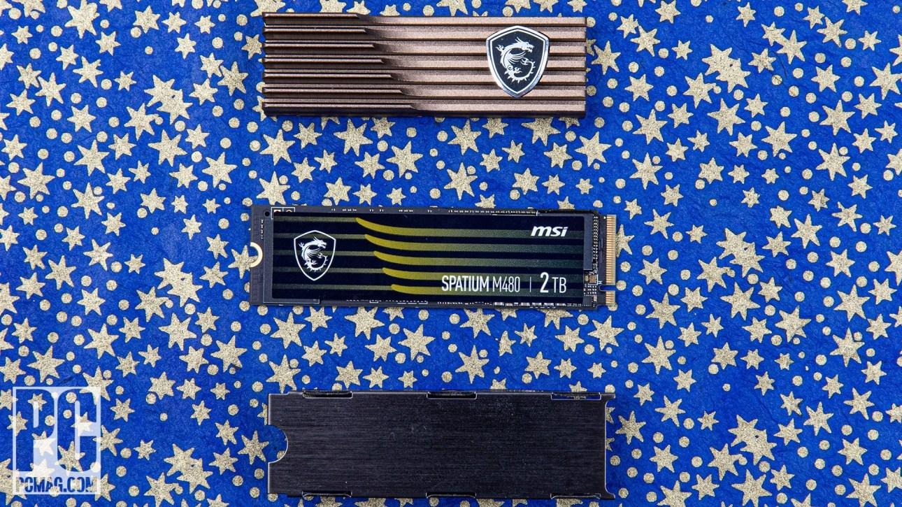 Компоненты MSI Space M480 HS
