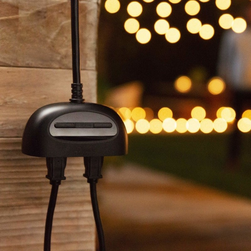 TP-Link Kasa Smart Wi-Fi Outdoor Plug KP400