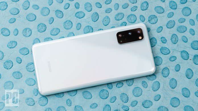 Samsung Galaxy S20 Review Pcmag