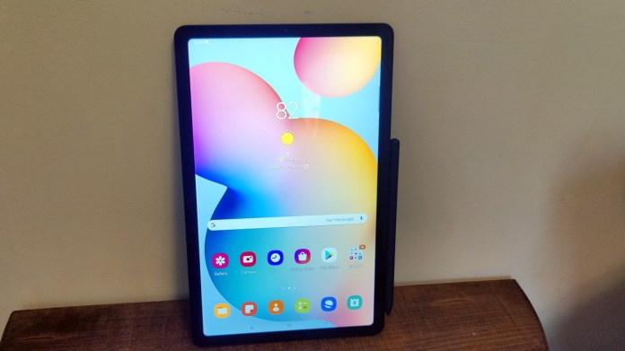 Samsung Galaxy Tab S6 Lite Review Pcmag