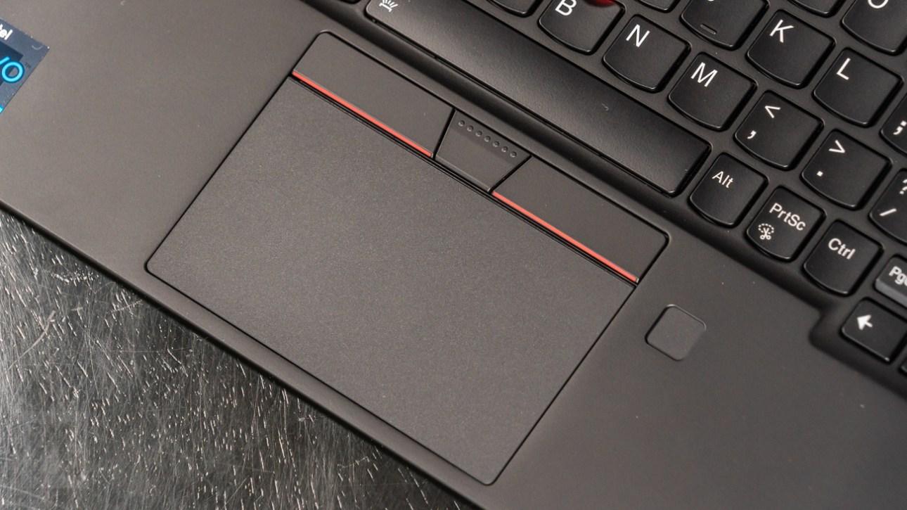 Сенсорная панель Lenovo ThinkPad X1 Nano