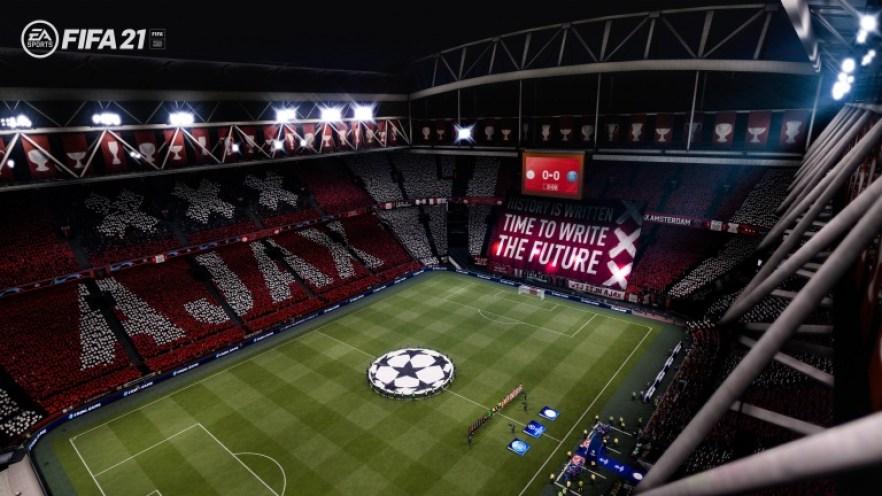 FIFA 21 (pour PS4)
