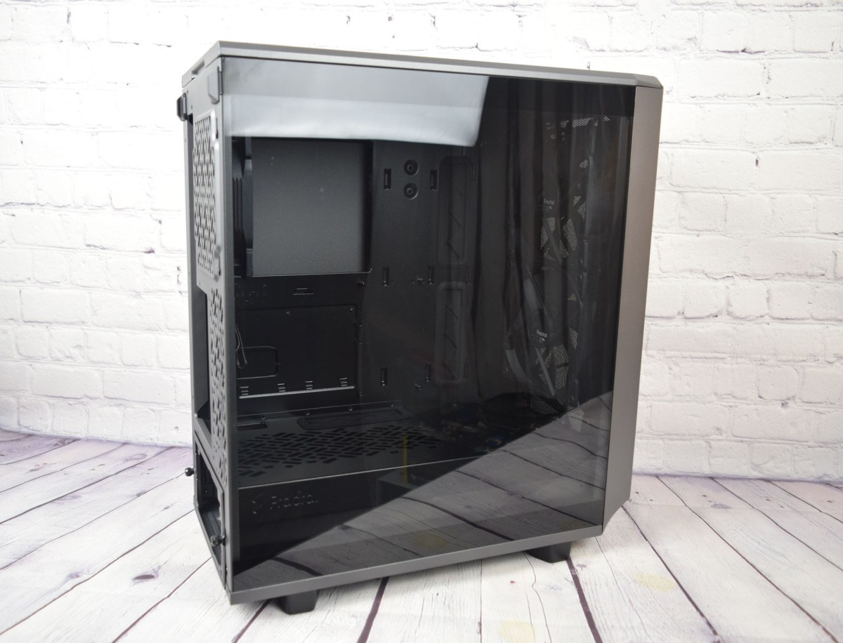 Fractal Design Meshify 2 Compact (Right Panel)