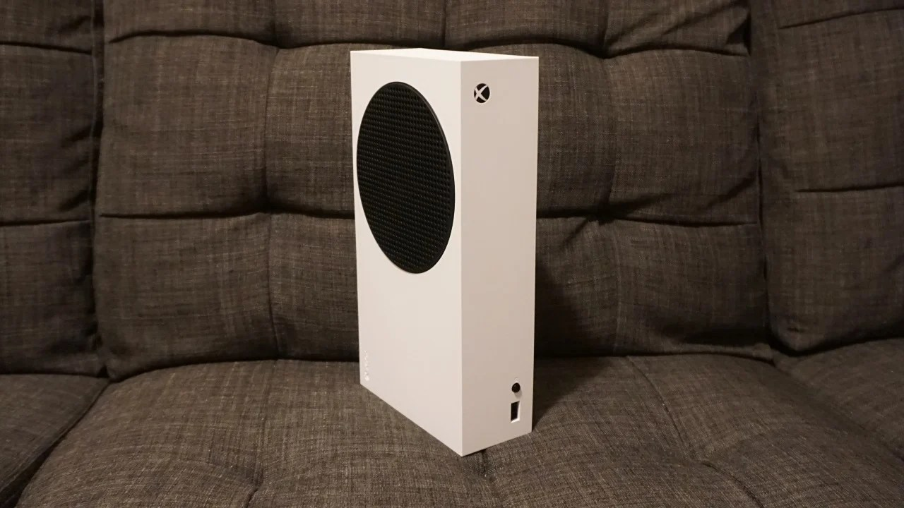 Профиль Xbox Series S