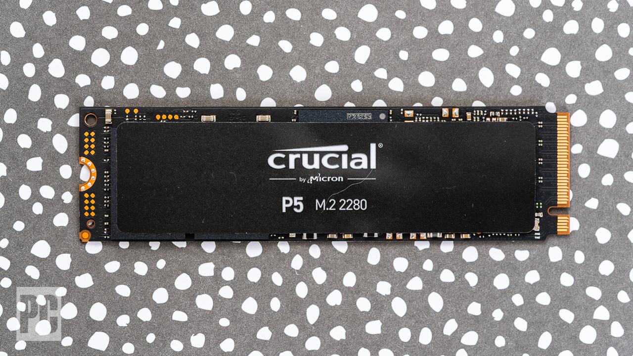 Топ Crucial P5