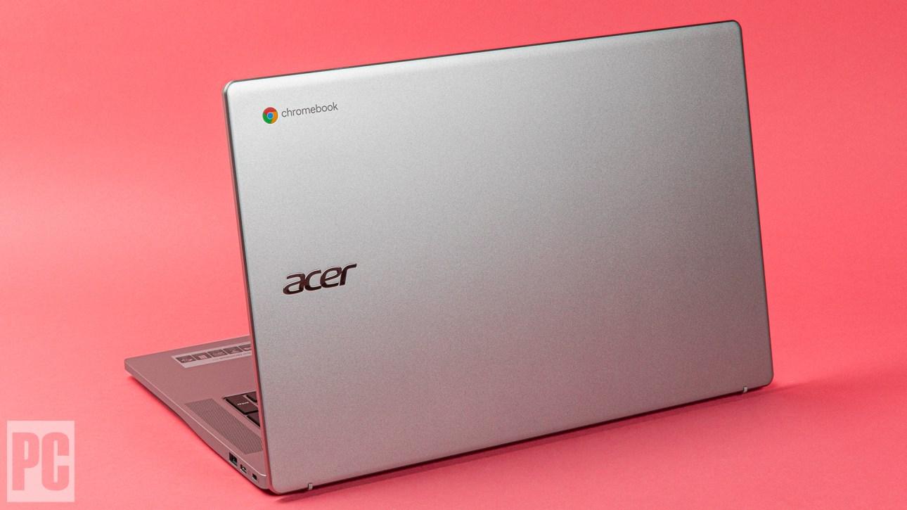 Acer Chromebook 317, вид сзади