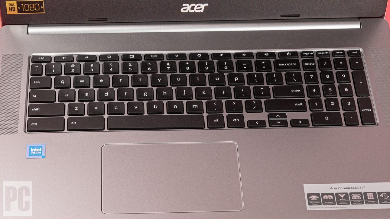 Клавиатура Acer Chromebook 317