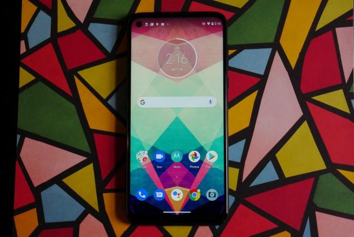 Motorola Moto G Power 2020